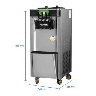 Maquina de helado Ventus