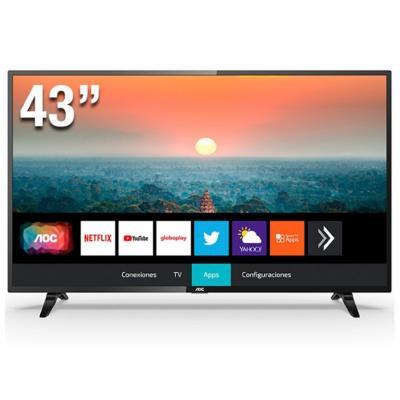 Televisor AOC SMART TV FHD 43