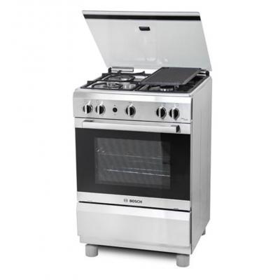 Cocina a GAS / BOSCH PRO 445 INOX