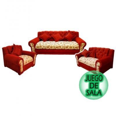 JUEGO DE SALA SAN JUAN