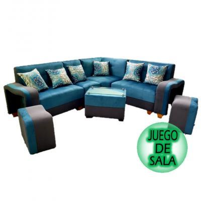JUEGO DE SALA COQUETINA ECO