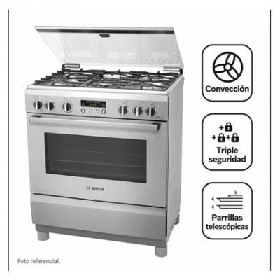 Cocina a GAS / BOSCH PRO567