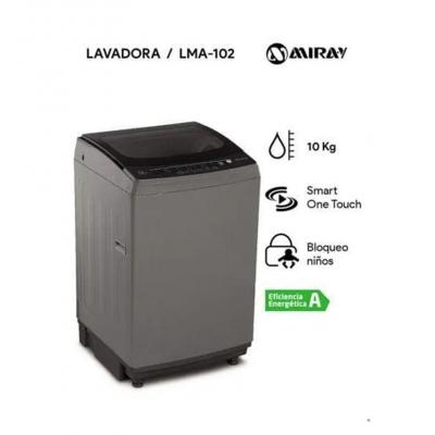 LAVADORA MIRAY 10 KG - LMA-102